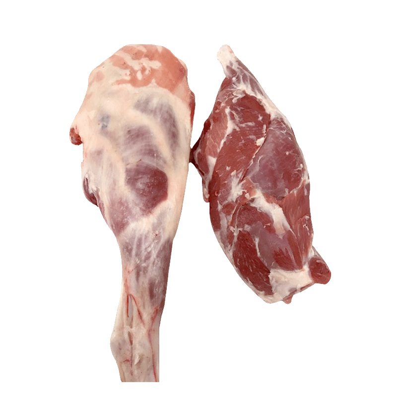 Leg-ON-Bones-With-FAT halal meat delivered to your door